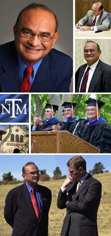Dr. Lopez - President of New Mexico Tech